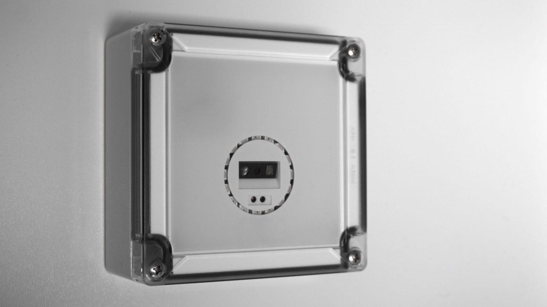 Comydo Modul in der Industrie-Variante ohne Kundenbranding.